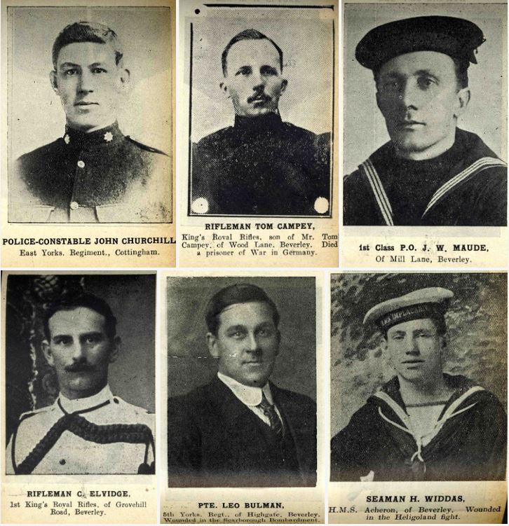 WW1LivesPortraits